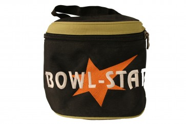 Accessory Bag Bowl-Star schwarz/beige Zubehörtasche (ohne Inhalt)