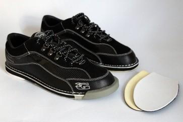 3G Sport Deluxe, black Bowlingschuhe