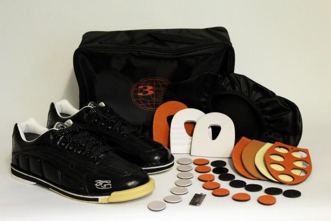 uk availability b139d 7a8f5 best-bowling 3G Tour Ultra, black Bowlingschuhe - Schuhe