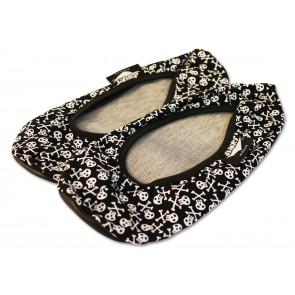 Shoe Covers Totenkopf Überziehschuh