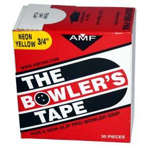 "Tapes 3/4"" (30) neongelb AMF Tapes"