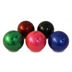 "Spardose ""Bowling Ball"" Kunststoff"