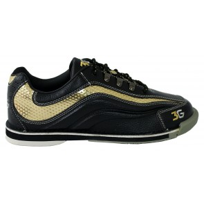 3G Sport Ultra, RH, black/gold Bowlingschuhe