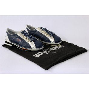 Star Ice, RH, blau/silber dunkel Bowlingschuhe