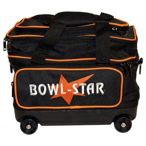 Single Roll Bag mit Schuhfach Bowl-Star