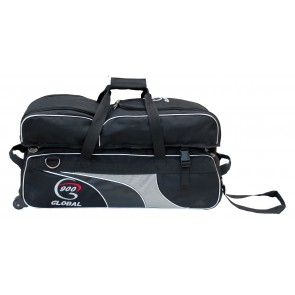 Triple Airline Tote Roller mit Schuhfach 900 Global