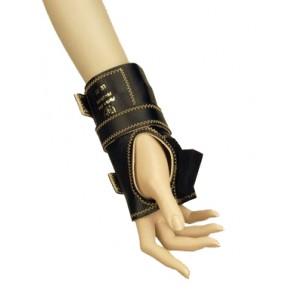 Control Wrist Leder Handgelenkstütze