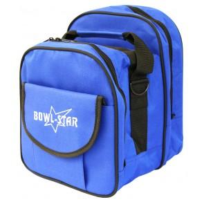 Single Compact Bag mit Schuhfach Bowl-Star