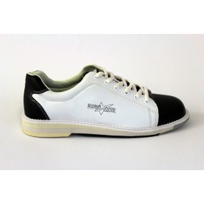 Star Basic, RH, schwarz/weiß Bowlingschuhe