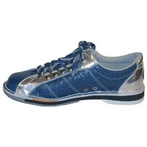 Star Ice, RH, blau/silber hell Bowlingschuhe